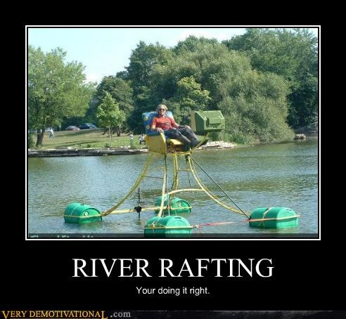 doing it right Pure Awesome river rafting - 5040343040