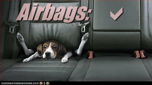 a Airbags: