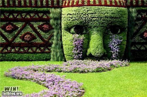 garden gardening plants sculpture - 5041409792