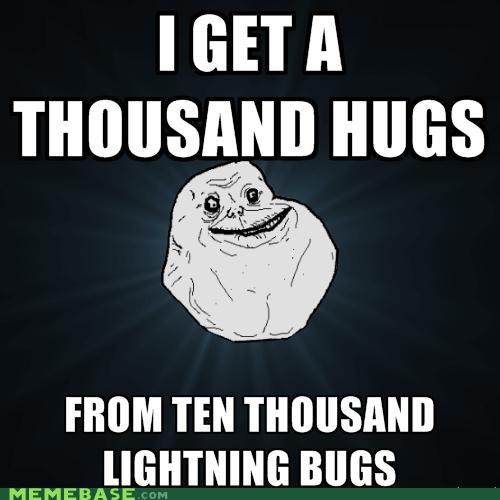 Firefly,forever alone,lightning bugs,owl city