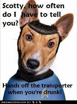 corgi Spock Star Trek Vulcan - 5042225664