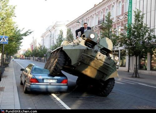 cars lithuania political pictures tanks