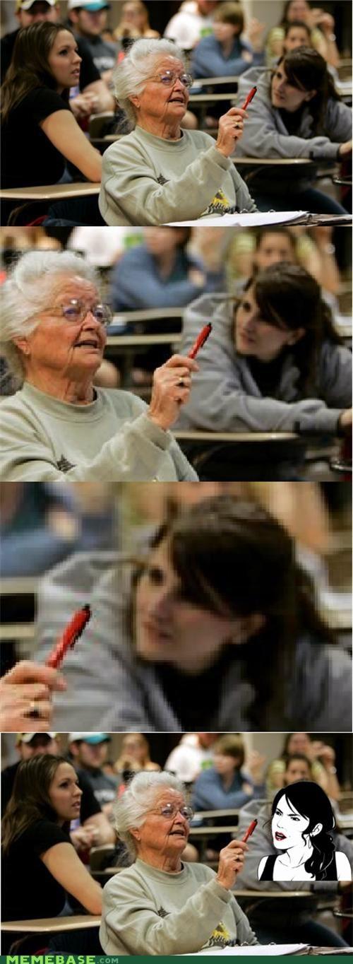 classmates Memes school Senior Freshman seriously - 5042503424