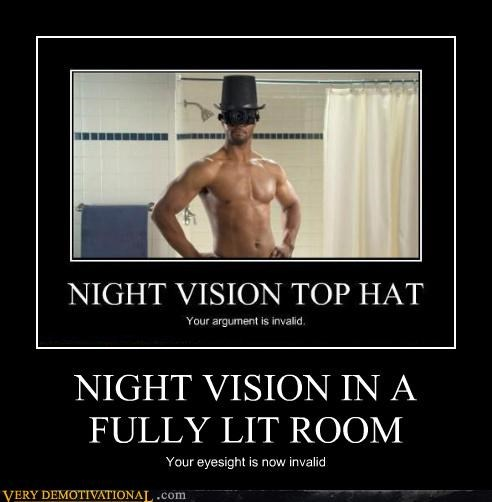 eyesight,hilarious,invalid,night vision