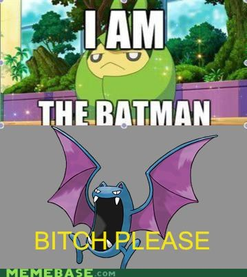 batman Pokémans Reframe swadloon zubat - 5042609152
