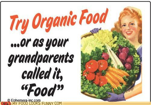 Ad food grandparents organic - 5042686976