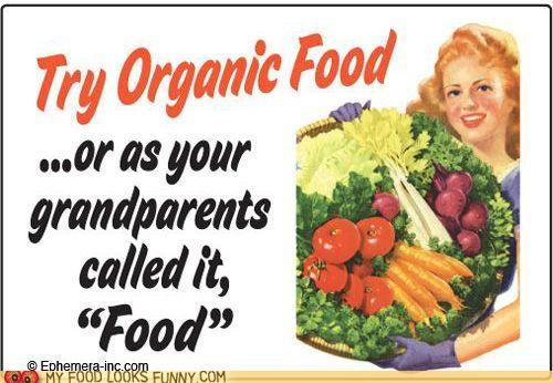 Ad food grandparents organic - 5042686976