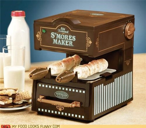 chocolate maker marshmallows smores - 5042694656
