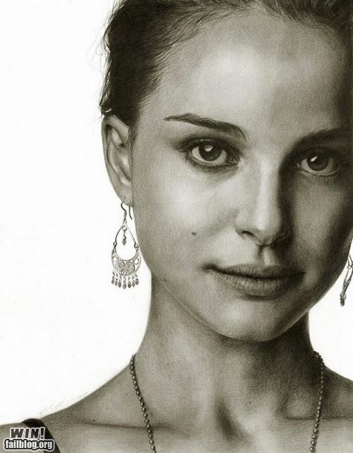 art celeb sketch - 5042757632