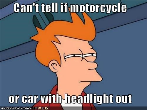 car driving fry light motorcycle - 5043052800