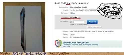 box FAIL ipad shoppers beware - 5043526656