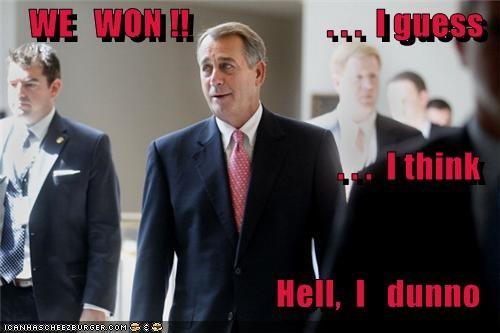 debt debt ceiling economy john boehner - 5043642624