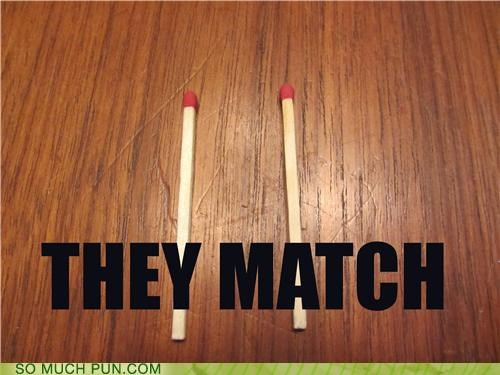 double meaning,identical,literalism,match,matches,matching