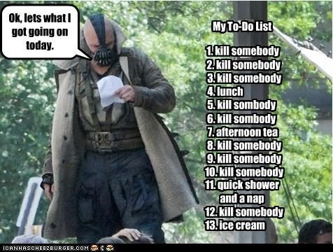 actor bane celeb funny the dark knight rises tom hardy - 5045050880