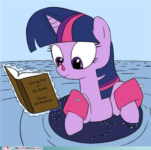 beach book fun read twilight sparkle - 5045697792