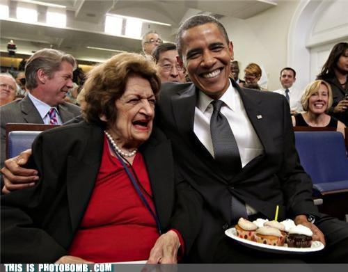 Awkward,barack obama,cupcakes,dessert,president