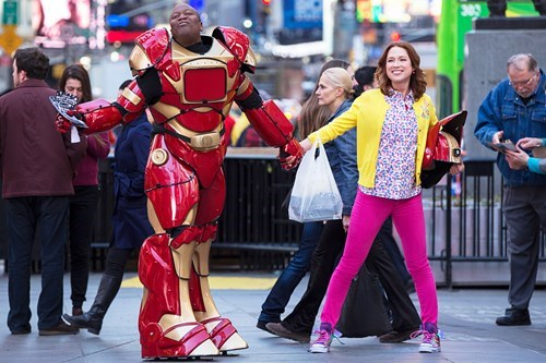 unbreakable cosplay kimmy schmidt iron man - 504581