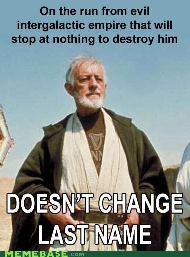 anachronism Jedi kenobi Memes obi wan - 5046509824