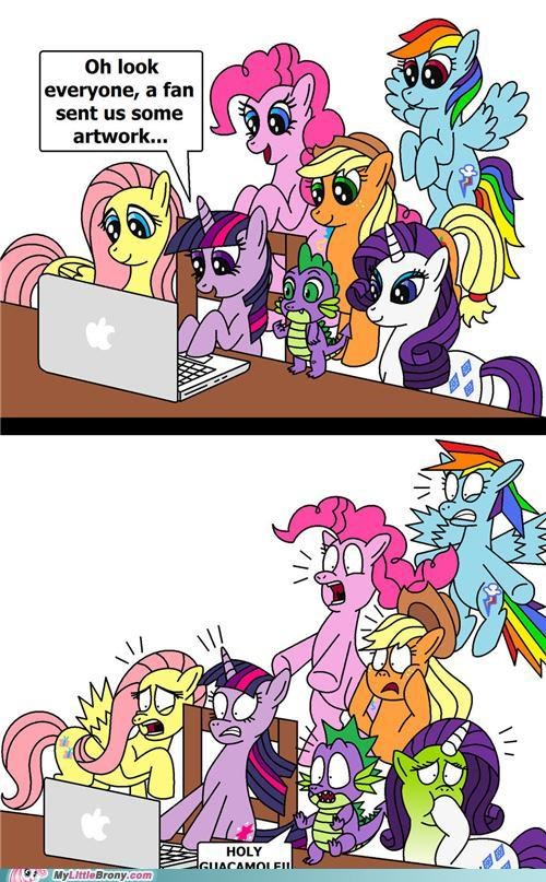 computer Fan Art ponies reaction guys Rule 34 - 5046866944