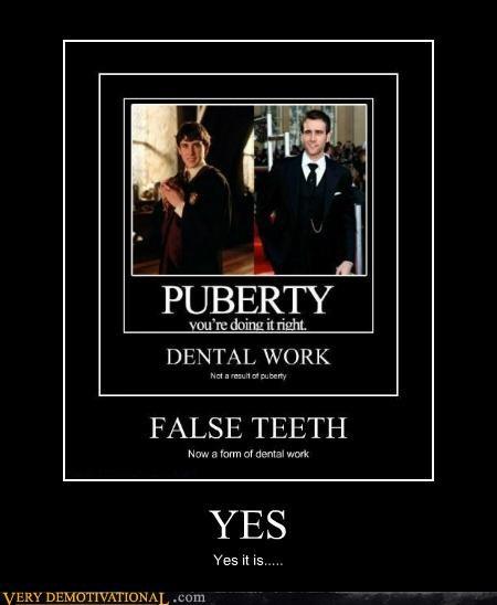 dental work false teeth hilarious - 5047281152