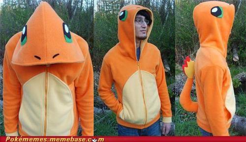 charmander hoodie IRL sweatshirt zip - 5047488256