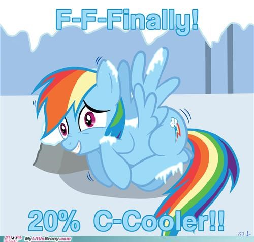 cold cooler rainbow dash temperature - 5047493888