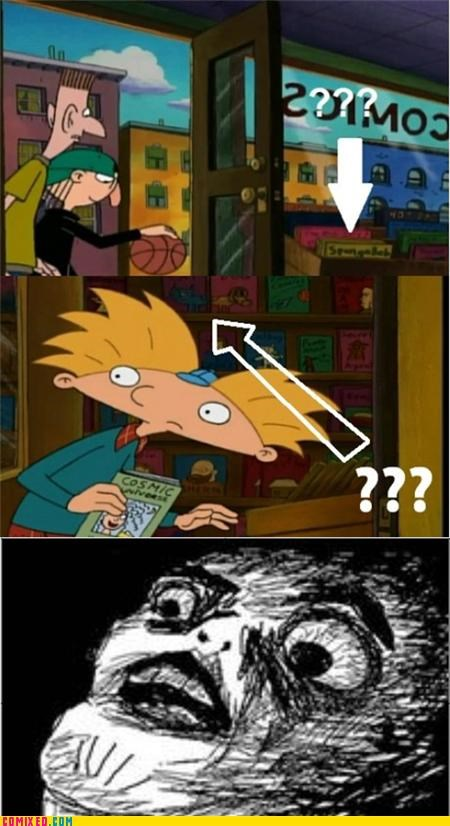 1990s cartoons hey arnold nickelodeon TV wtf - 5047674880