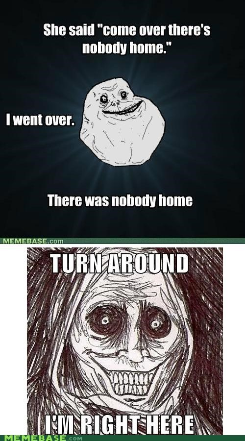 come over forever alone never Reframe The Shadowlurker - 5048166144