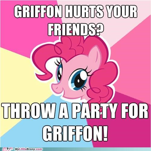 friends griffon Party pinkie pie - 5048318720