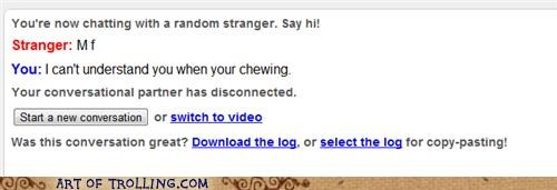 asl chewing mouth full Omegle understand - 5048705024