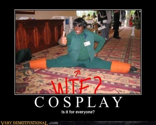 cosplay everyone hilarious wet spot - 5049493760