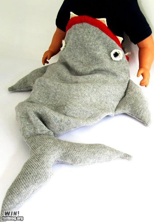 home shark shark week sleeping - 5049622528