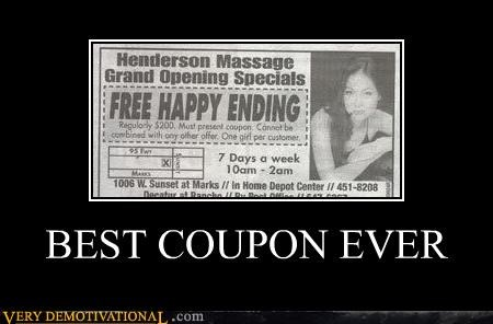 coupon,happy ending,hilarious,massage,wtf
