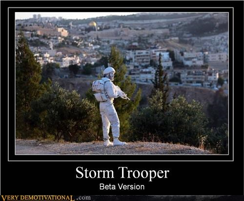 beta hilarious military stormtrooper - 5049962496