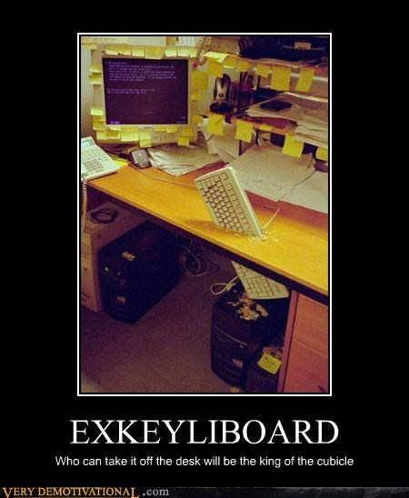 desk,excalibur,hilarious,keyboard,king