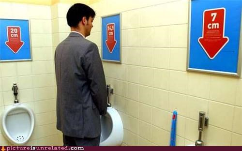 no no tubes size urinal wtf - 5050144256