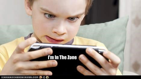 I'm In The Zone