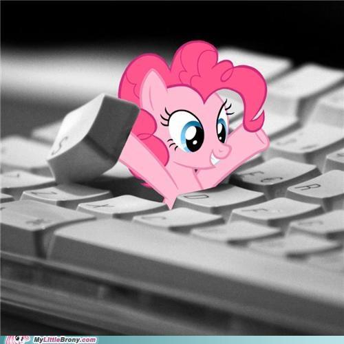 diglett,keyboard,pinkie pie,Pokémon,random