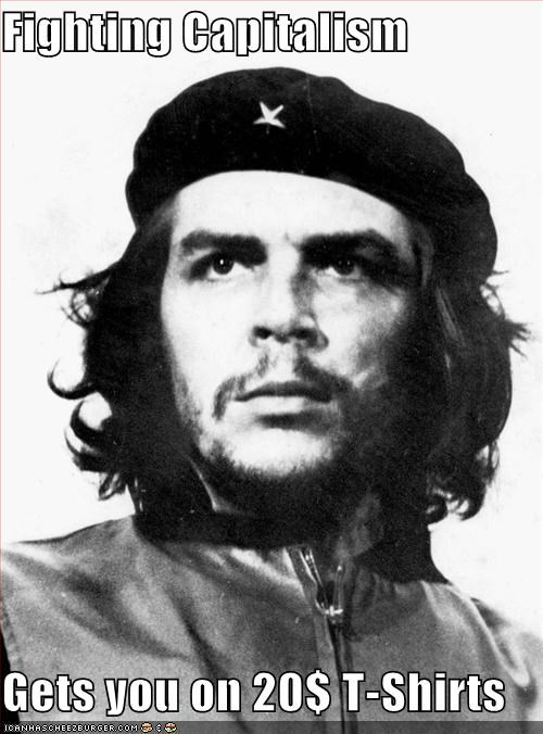 Che Guevara Hall of Fame political pictures - 5052651776
