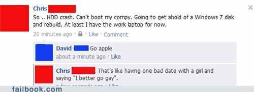 dating mac-vs-pc technology witty reply - 5052665088