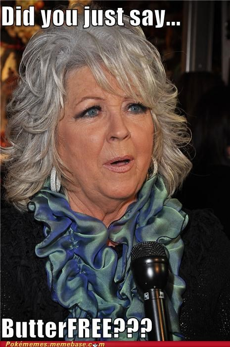 butter Butterfree IRL paula deen spirit pokemon - 5052771072