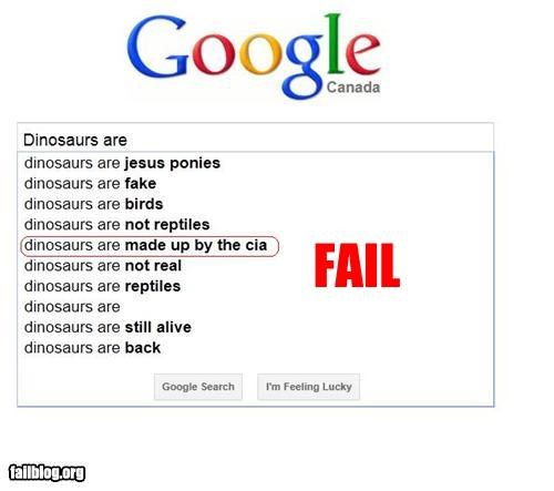 Autocomplete Me dinosaurs failboat g rated paranoia science - 5053373696
