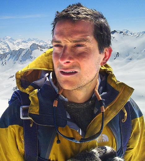 bear grylls,drink my own piss,like father like son