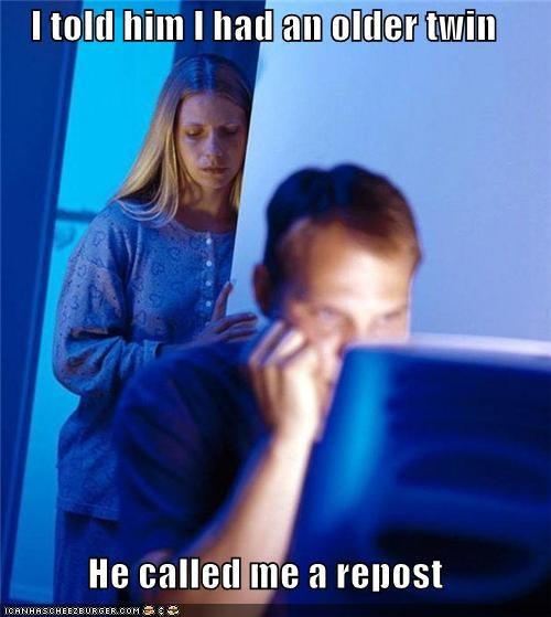 Internet Husband repost toldja garrett twins voting page - 5054267136