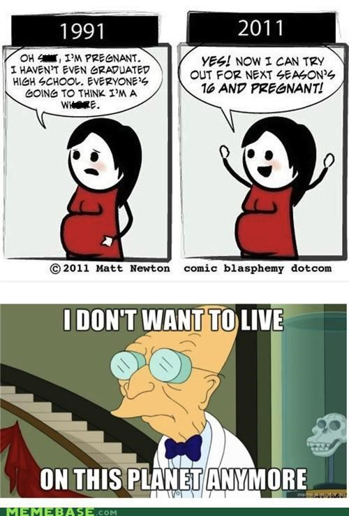 Babies,birth,i dont want to live on this planet anymore,pregnancy,television