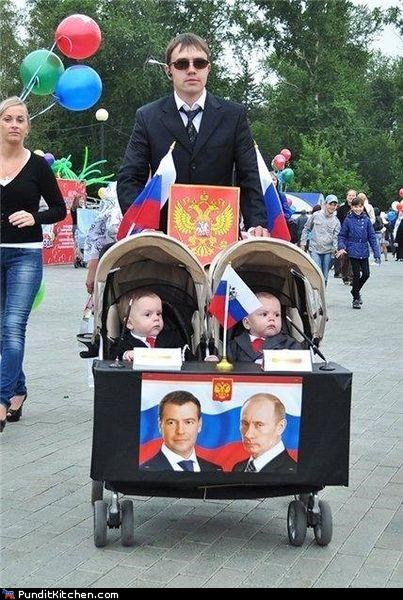 barack obama,Dmitry Medvedev,friday picspam,political pictures,tea party,Vladimir Putin