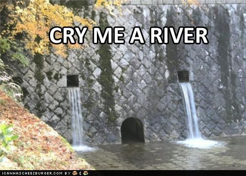 classic cry me a river crying emo faces happy chair is happy river Sad tears