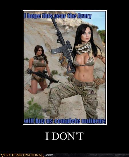 army hilarious Sexy Ladies uniforms - 5054420224