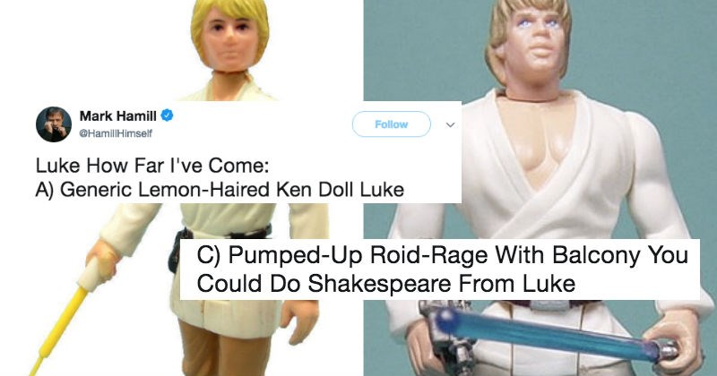 luke skywalker reviews