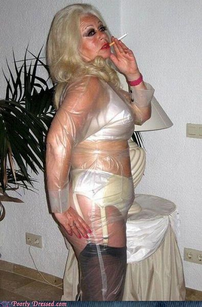 dress shrink wrap underwear - 5054820352
